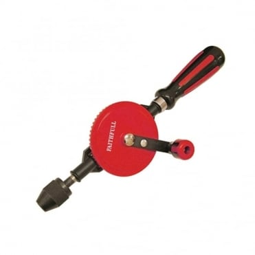 Hand Drill Double Pinion 8.0mm Capacity