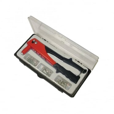 Faithfull - Heavy-Duty Riveter Kit