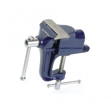 Hobby Vice 60mm with Integrated Clamp