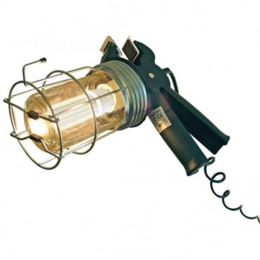 Low Energy Trailing Gripper Lamp 5m 60w 240 Volt