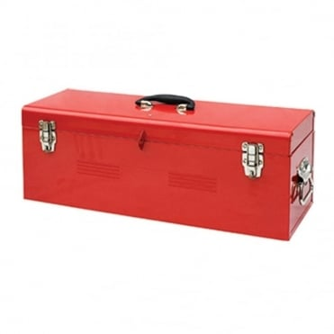 Metal Heavy-Duty Tool Box & Tote Tray 67cm