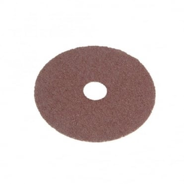 Paper Sanding Disc 6mm x 125mm Assorted (Pack of 10)
