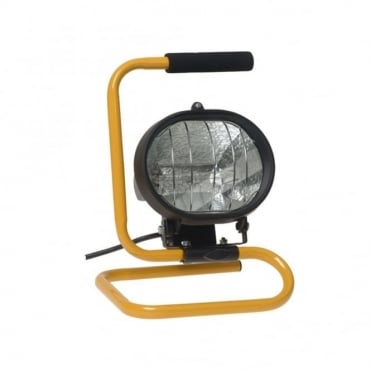 Portable Sitelight 500 Watt 110 Volt