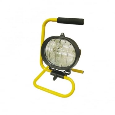 Portable Sitelight 500 Watt 240 Volt