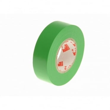 PVC Electrical Tape 19mm x 20m Green