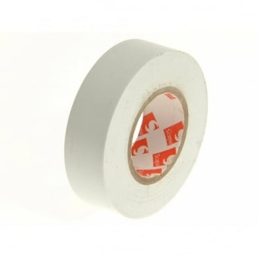 PVC Electrical Tape 19mm x 20m White