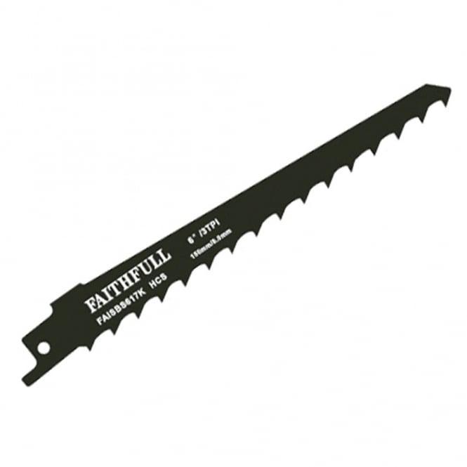Sabre Saw Blades 5 Wood S617k