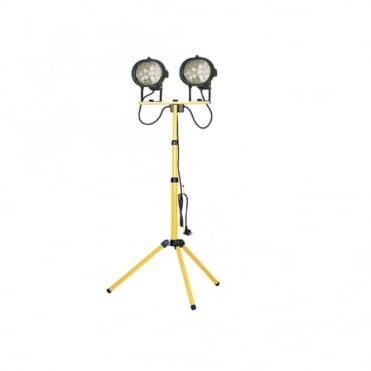 Sitelight Twin Adjustable Stand 1000 Watt 240 Volt