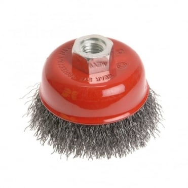 Wire Cup Brush 100 x M14 x 2 0.30mm