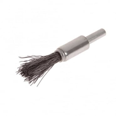 Wire End Brush 12 x 20mm 0.30mm