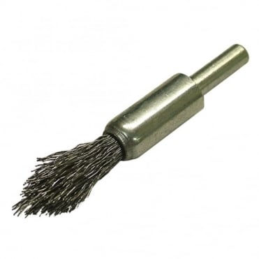 Wire End Brush Point 12/60 x 20mm 0.30mm