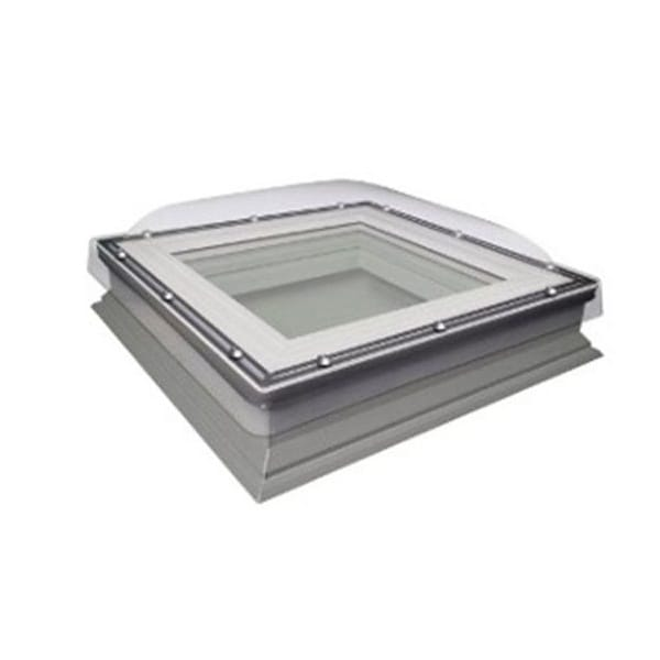 Non Opening Flat Roof Window Type C Dome