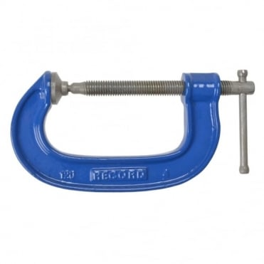 120 Heavy-Duty G Clamp 100mm (4 in)
