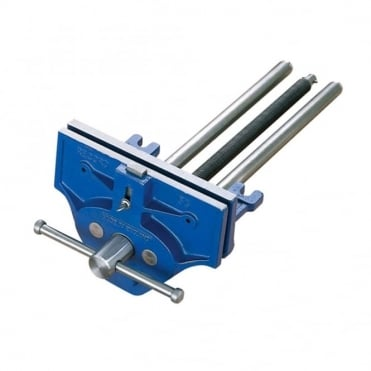 53PD Plain Screw Woodworking Vice 270mm (10 1/2 in) with Front Dog