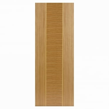 Roma Venus Oak Fire Door Pre-finished