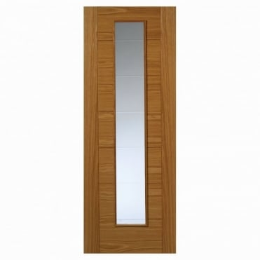 Royale Modern VP7-1VCB Oak Door Pre-Finished