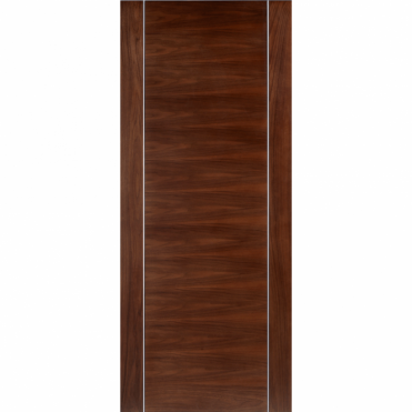 Alcaraz Walnut Pre-Finished Internal Fire Door