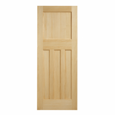 Dx 30'S Radiata Pine Internal Fire Door