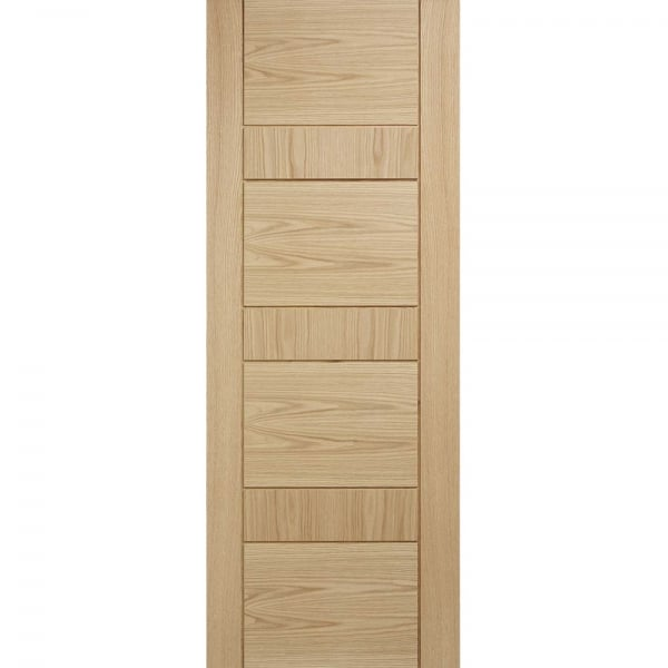 Buy Edmonton Oak Glazed Pre Finished Internal Door At
