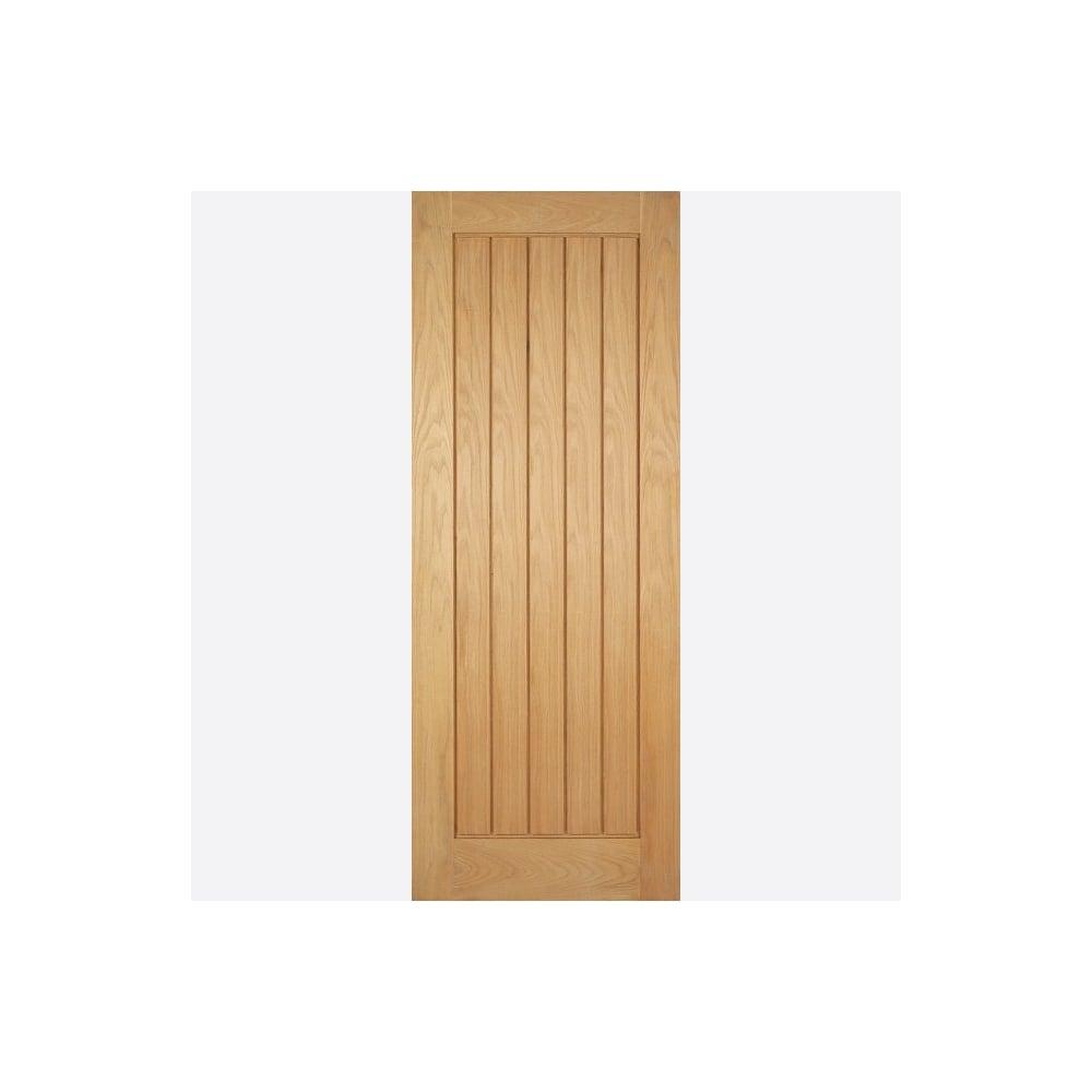 Mexicano Oak Pre Finished Internal Door