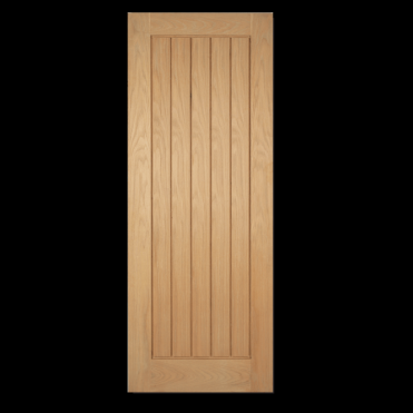 Mexicano Oak Unfinished Internal Door