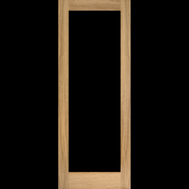 Pattern 10 Oak Unglazed Unfinished Internal Door