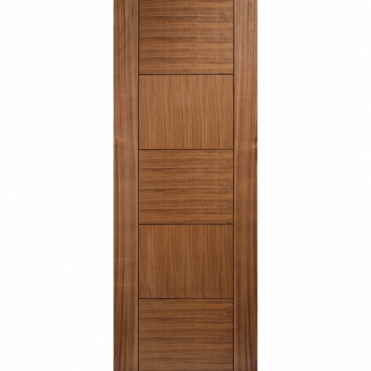 Quebec Walnut Pre-Finished Internal Fire Door