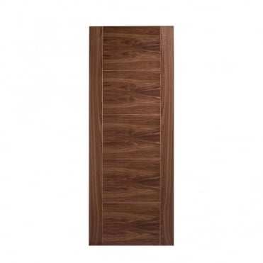 Vancouver Walnut Solid Pre-Finished Internal Door
