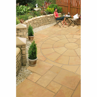 Coach House Paving Project Pack A - 7 Sizes (11m2)