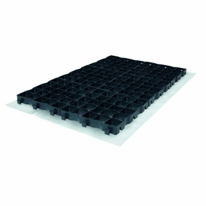 Marshalls Drivegrid System Pack 11.76m2 - Grid and Membrane Only