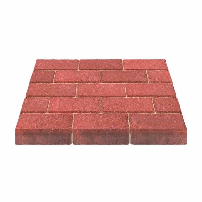Marshalls Driveline 50 Concrete Block Paving - 200X100X50mm (Pack of 488) (9.76m2 Per Pack)