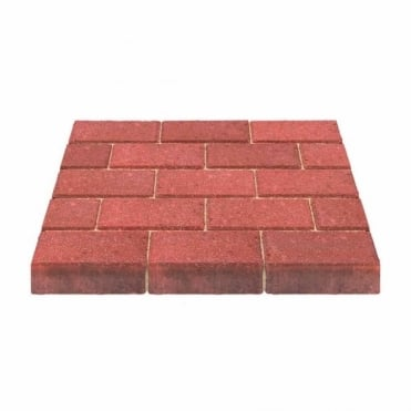 Driveline 50 Concrete Block Paving - 200X100X50mm (Pack of 488) (9.76m2 Per Pack)