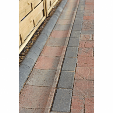 Driveline Block Paving Channel 200x200x65 (Pack of 48)