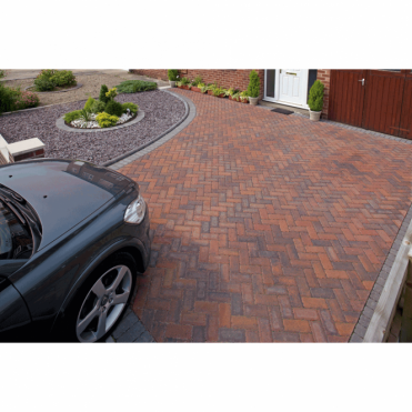 Driveline Priora Permeable Block Paving - 200X100X60mm (8.08 m2)