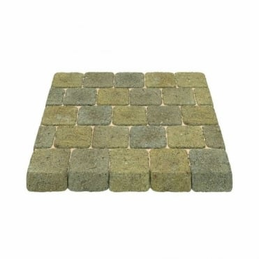 Drivesett Deco Driveway Paving - 110X110X50mm (Pack of 882) (10.67m2 Per Pack)