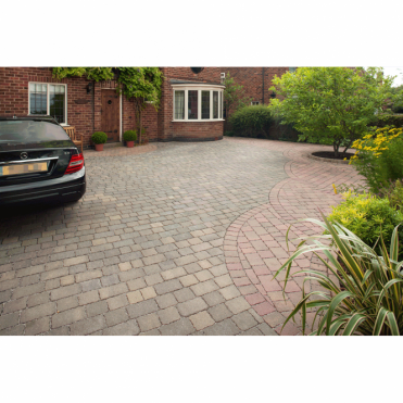 Drivesett Tegula Priora Patented Permeable Block Paving