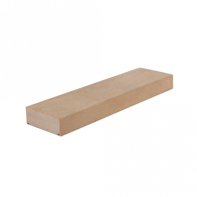 Marshalls Fairstone Natural Stone Sawn Coping Stones - 500x136x50 Straight Coping (Pack of 50)