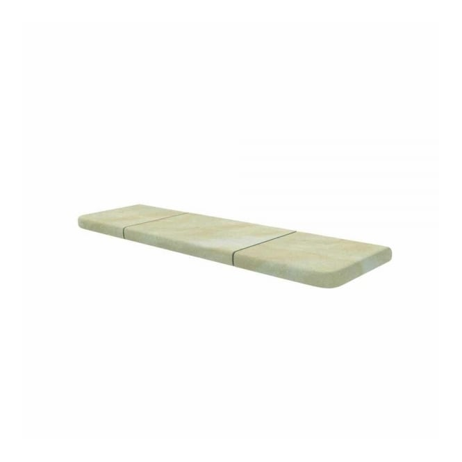 Marshalls Fairstone Sawn Versuro Bullnose Steps - 10 Step Kit Pack