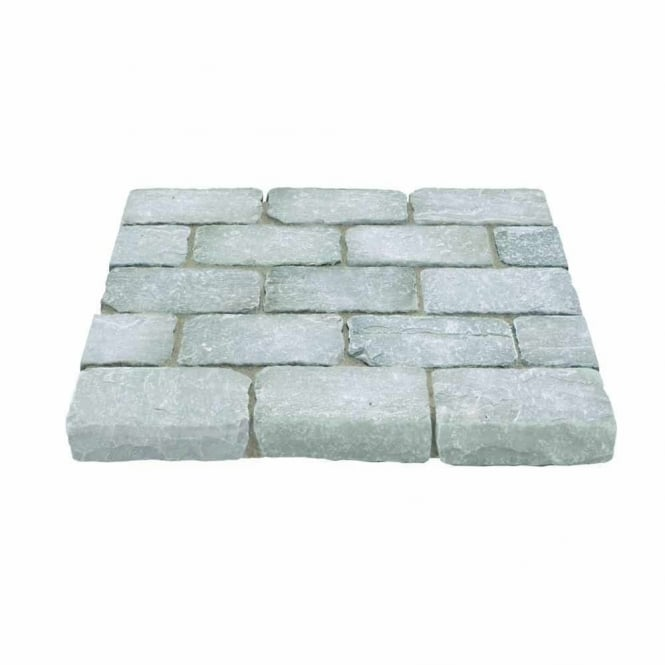 Marshalls Fairstone Split and Tumbled Driveway Natural Stone Setts