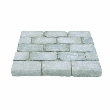 Fairstone Split and Tumbled Driveway Natural Stone Setts