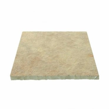 Limestone Aluri Paving - 11.25m2 Mixed Size Project Pack - Rustic Ochre