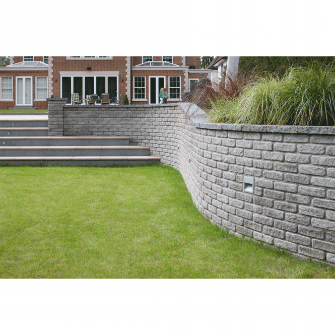 Marshalls Marshalite Rustic Finish Garden Walling - Single Size Packs