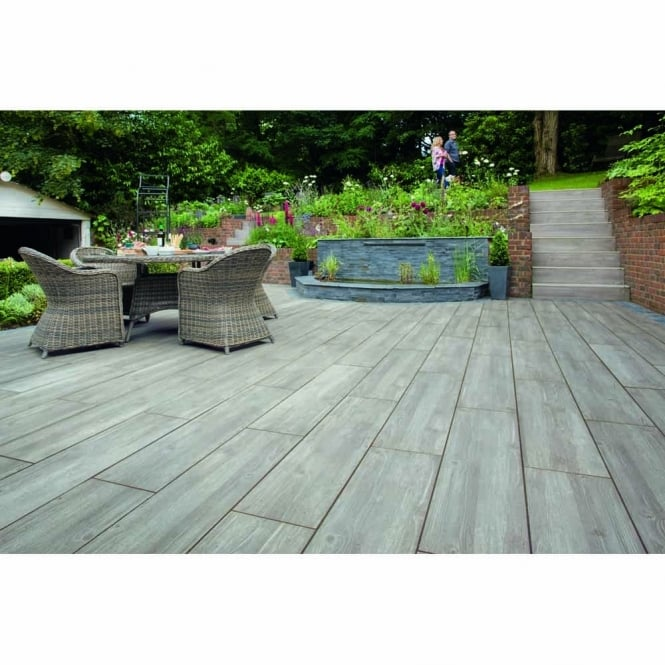 Marshalls Symphony Vitrified Plank Paving Pack Of 48 17