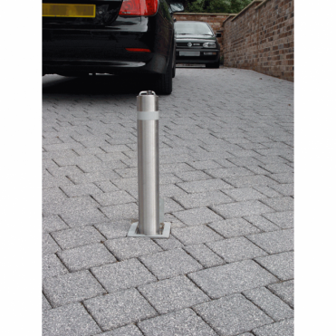 Telescopic Driveway Security Individual Post