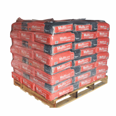 Pallet of Cement - UK (56 Bags)