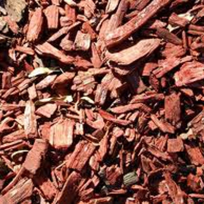 Pallet Alley Pallet of Decorative Mini Chips Bark (20x100L Bags) - UK