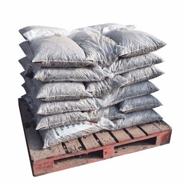 (UK)Pallet of Grey Whin Chips (20 builders bags)