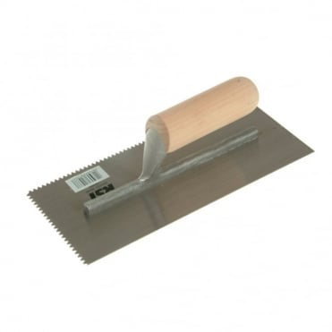 Notched Trowel - 5mm V Serration