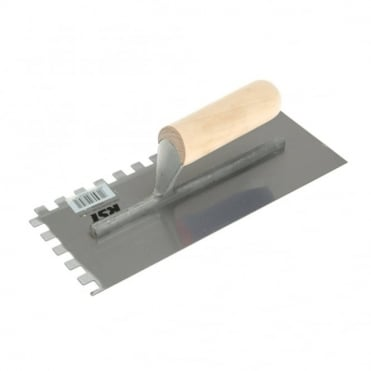 Notched Trowel - Square Serration 10x10mm