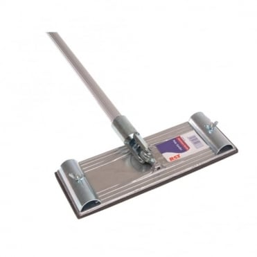 Soft Touch Pole Sander Aluminium Handled
